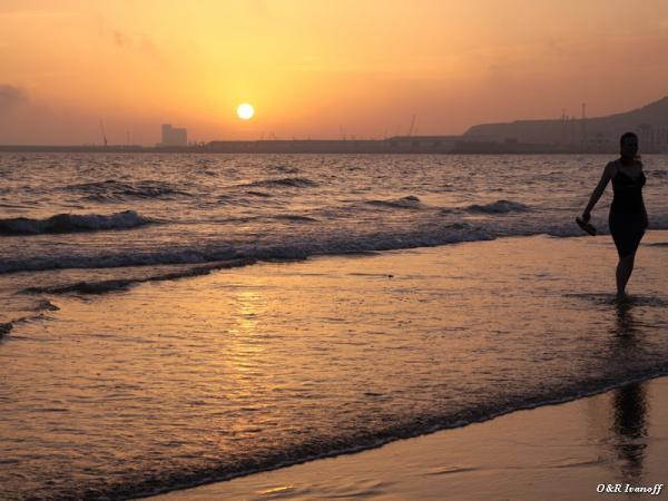Океан и пляж