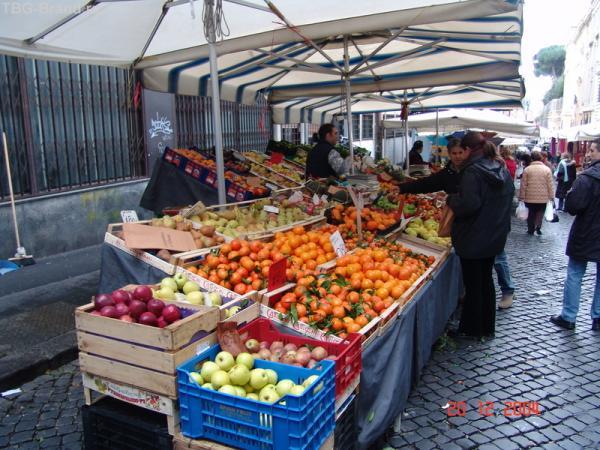 Рынок на задворках via Nazionale