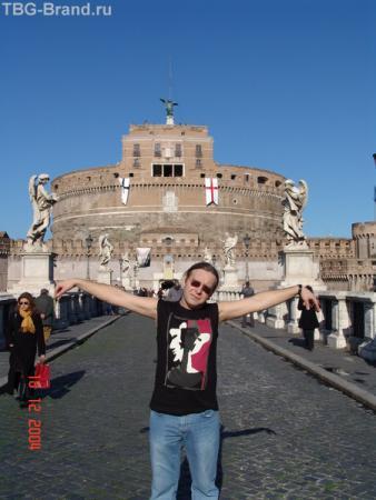 СантАнджело, и, заметьте, декабрь...