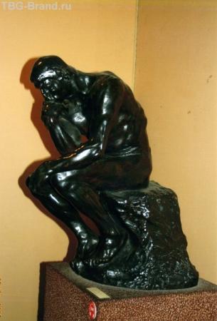 В Ватикане обнаружен Мыслитель Родена !