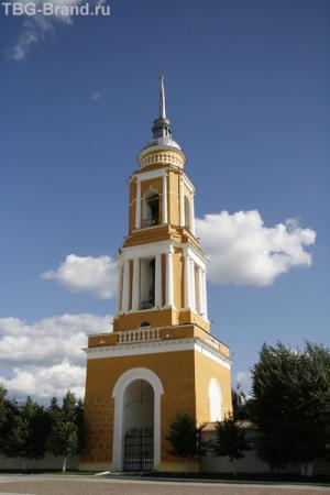 Коломна, близ Кремля