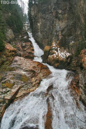 Бад Гаштайнский водопад.