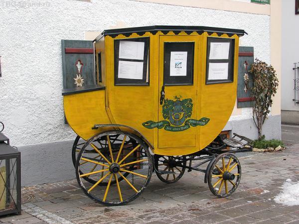 и вагончик какой - то странный...