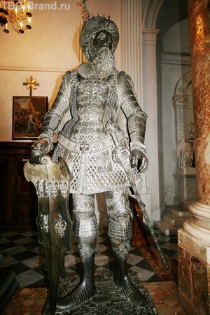Предки Максимилиана 1 - го.