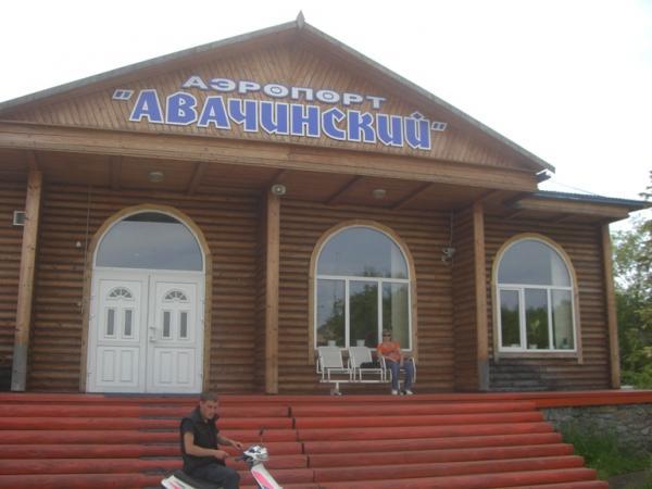 аэропорт (почти Домодедово)