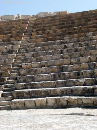 Древний театр в Курионе