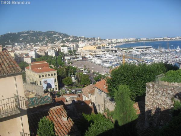 С высоты Старого города