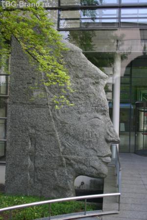 Каменный профиль, Мюнхен