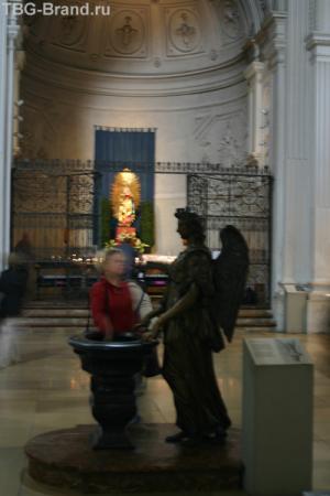 Скульптура, церковь Св.Михаила