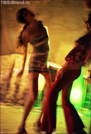 Регацци танцуют