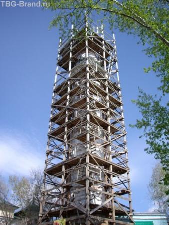 Реконструкция минарета