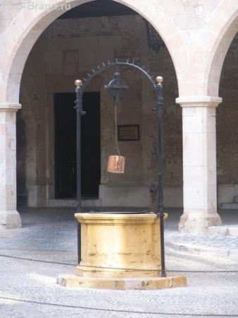 Колодец внутреннего дворика