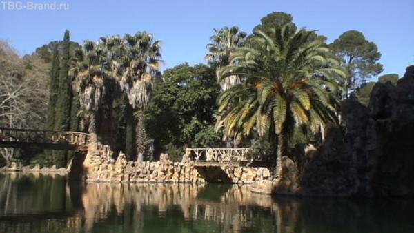 В парке Сама. Реус