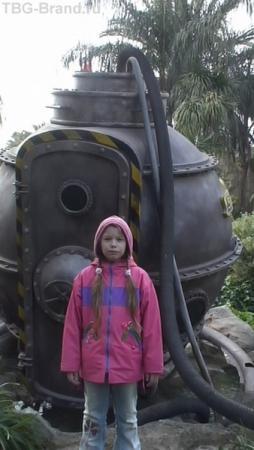 Подводный батискаф