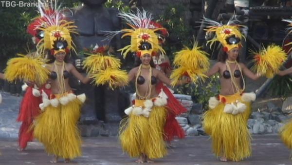 Яркие краски Полинезии
