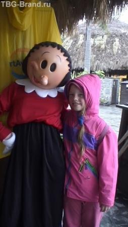 Моя подруга Оливия