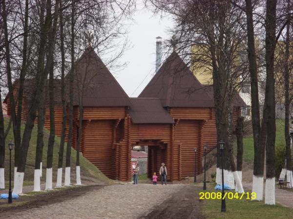 Врата Кремля