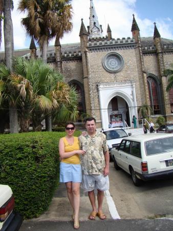 Католический собор Холи-Тринити (Порт-оф-Спейн)