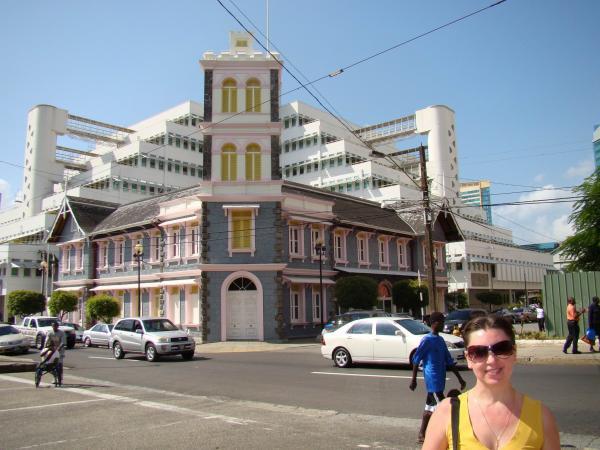 Фредерик-Стрит (Порт-оф-Спейн, остров Тринидад)