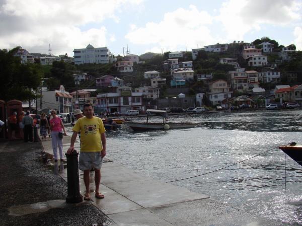 Гавань Каренаж (остров Гренада)