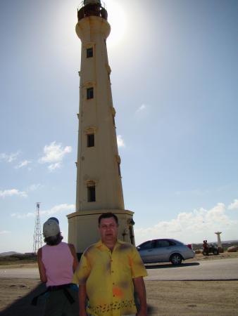 Калифорнийский маяк (остров Аруба)