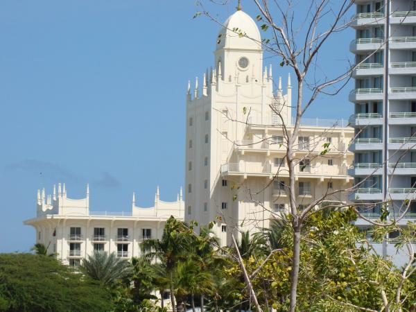 Phoenix Beach Resort (?) остров Аруба
