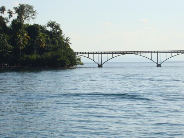Мост Саманы (Доминикана, остров Гаити)