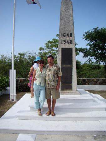 Пересечение границы (остров Сан-Мартен)