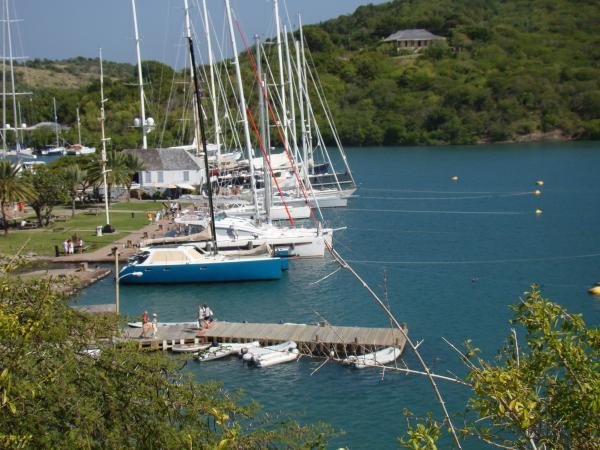 Английскя гавань (остров Антигуа)