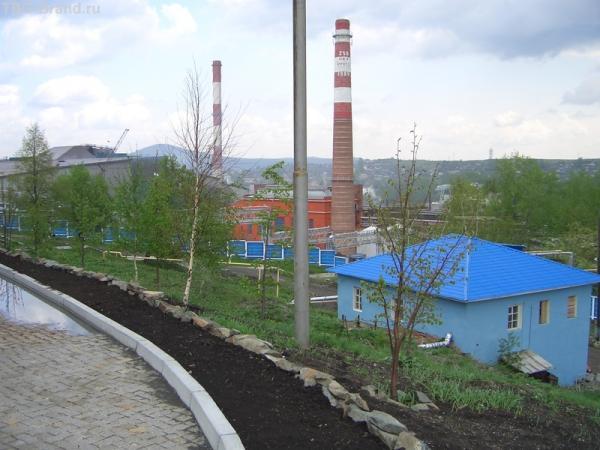 это то, во что вырос первый Демидовский завод