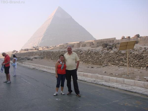 одна пирамида
