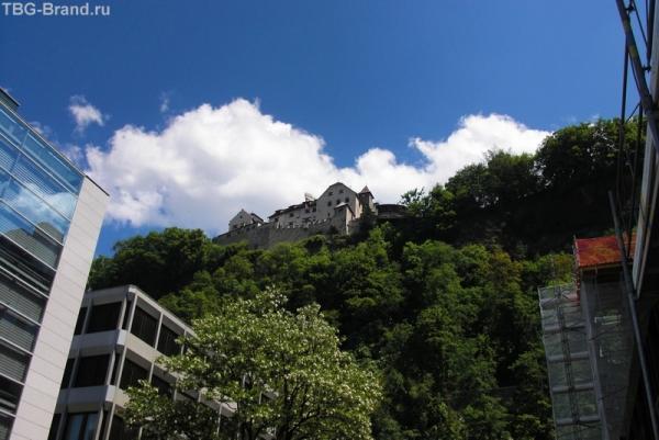 резиденция принца, вход туристам воспрещен