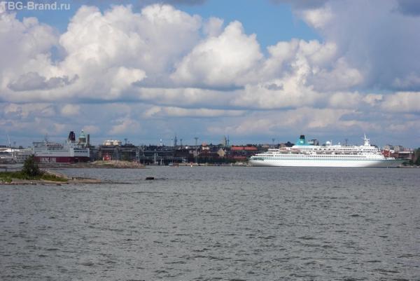 акватория Хельсинки