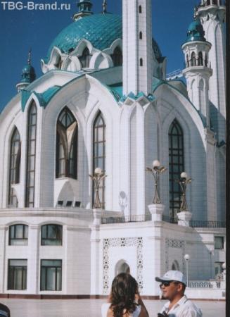 Мечеть Кул-Шариф Казанского кремля