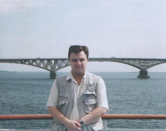 На борту теплохода Тимирязев у речвокзала в Саратове перед отправлением до Астрахани