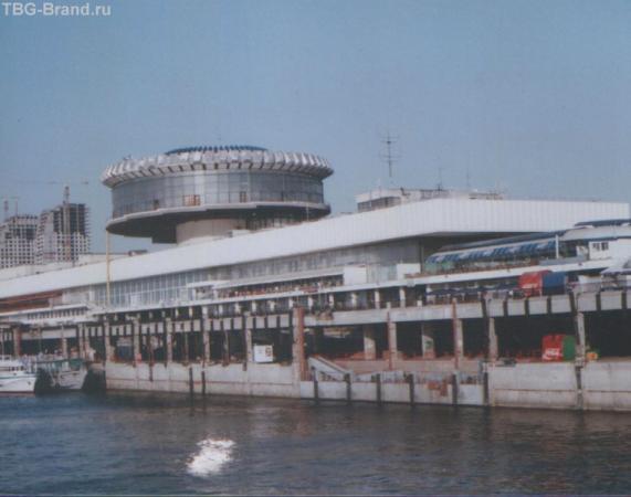 Речной вокзал Волгограда