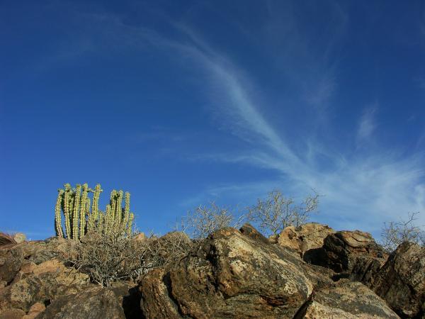 Небо Намибии