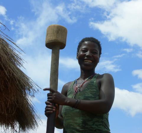 Веселые ангольские трудобудни :о)