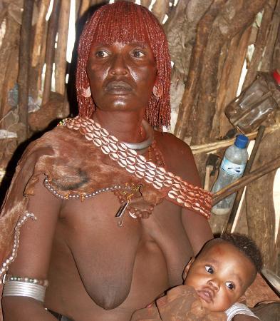 В гостях у племени Хаммер