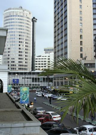 Города Африки - Кения