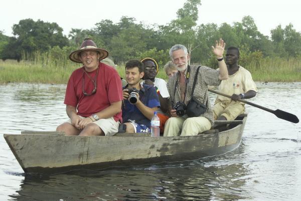 Транспорт в Африке - Буркина Фасо