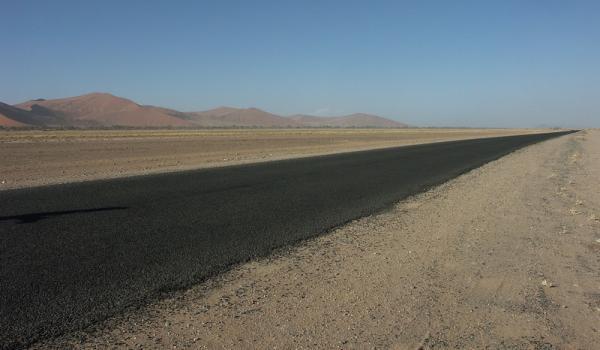 Дороги Африки - Намибия