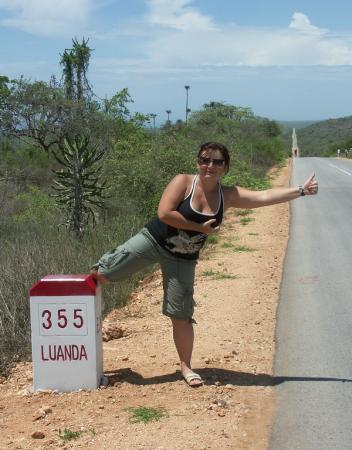 Дороги Африки - Ангола