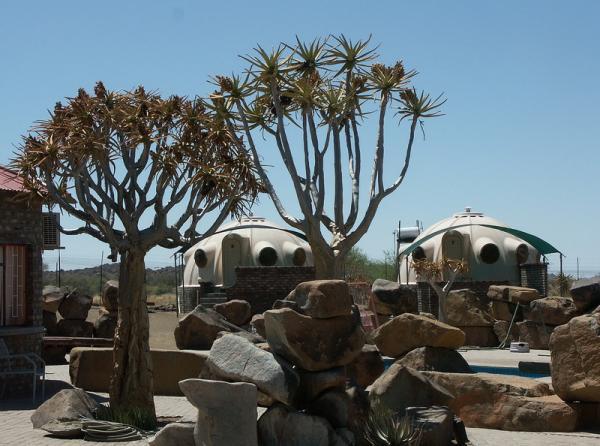 Отели Африки - Намибия