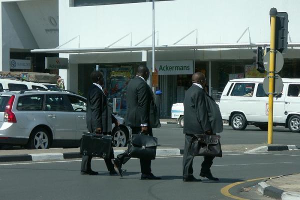Города Африки - Намибия