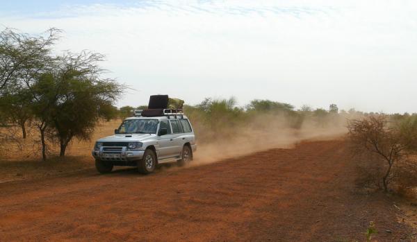 Дороги Африки - Мали