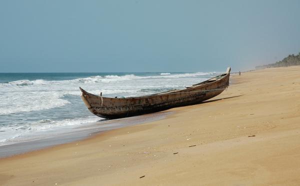 Ландшафты Африки - Бенин