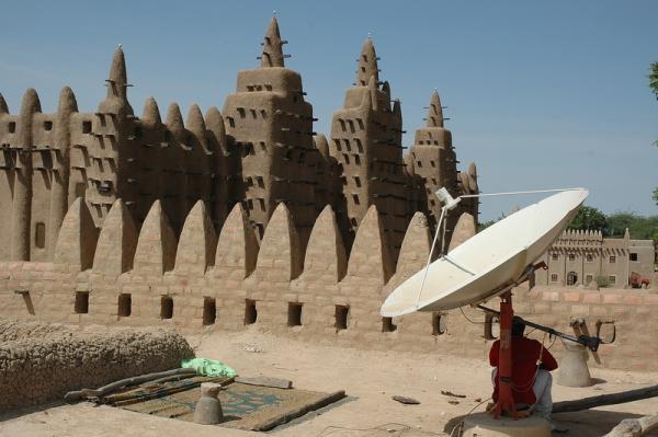 Города Африки - Мали