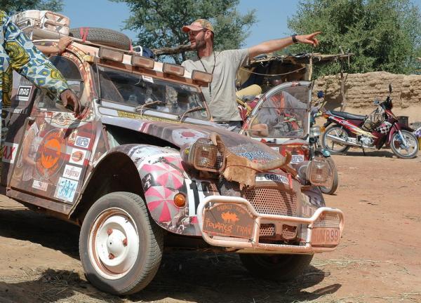 Транспорт в Африке - Мали