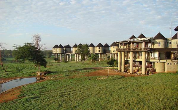 Отели Африки - Кения